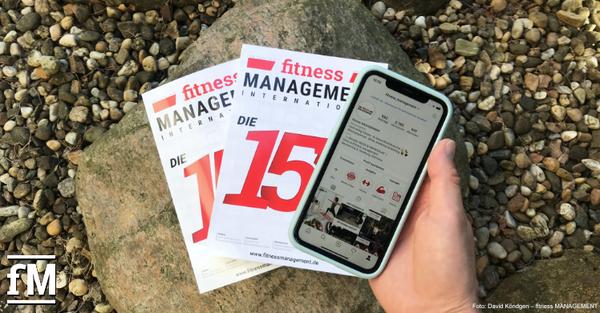Fachverlag der Fitness- & Gesundheitsbranche fitness MANAGEMENT bei Instagram – News aus den Themenfeldern Fitness, Gesundheit, Prävention, Ernährung, Training und Wissenschaft