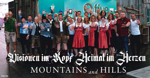 Wolf Harwath und Christoph Limberger bleiben als Vorstandsmitglieder der Mountains Health AG für die Marke five verantwortlich.