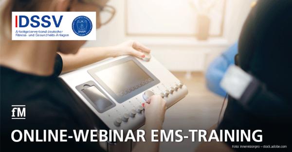 DSSV Online-Seminar EMS-Training