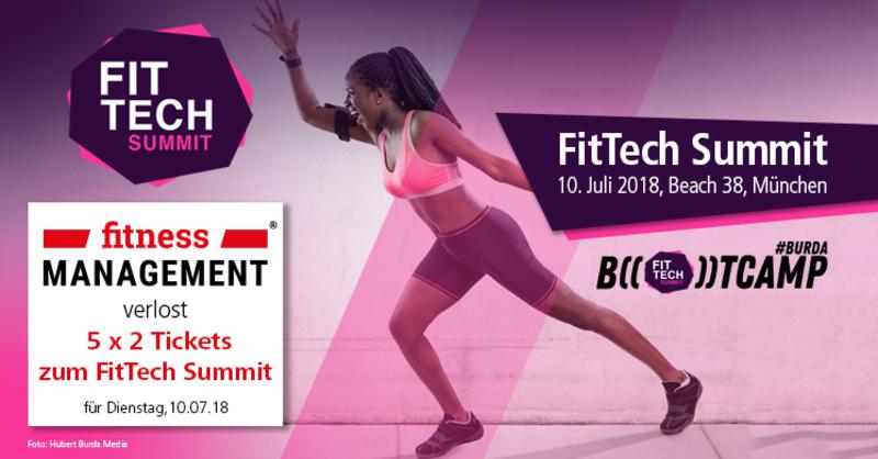 FitTech Summit Muenchen