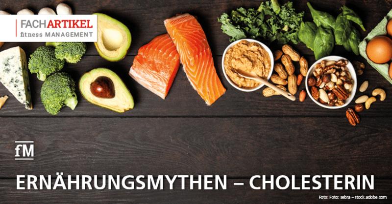 Ernährungsmythen rund um Cholesterin