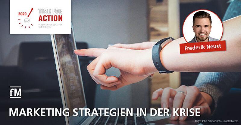 Vortrag 'Influencer-Marketing in Krisenzeiten' von Frederik Neust (DHfPG/BSA-Akademie)