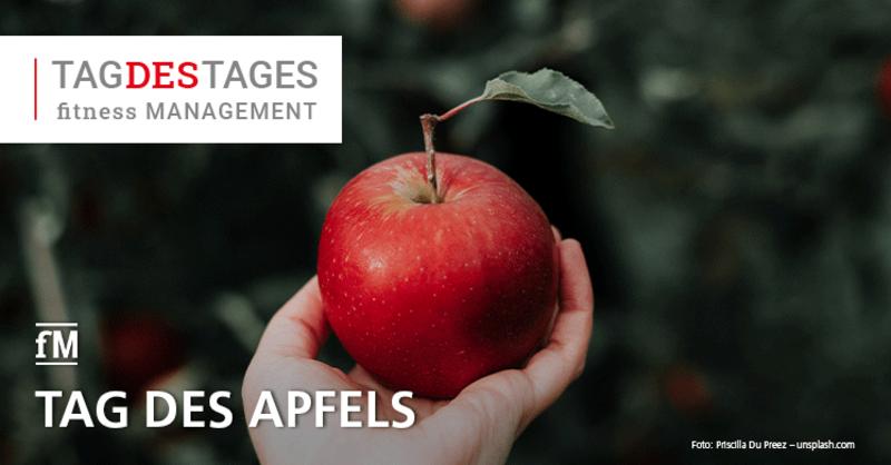 Am dritten Samstag im September wird der weltweit beliebtesten Frucht gedacht: dem Apfel.