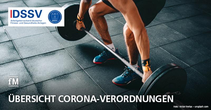 Training im Studio nach Corona-Lockdown: Neue Regeln fürs Fitnesstraining