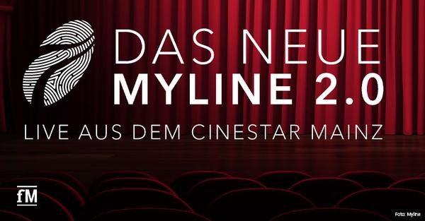 myline 2.0 Premierenshow