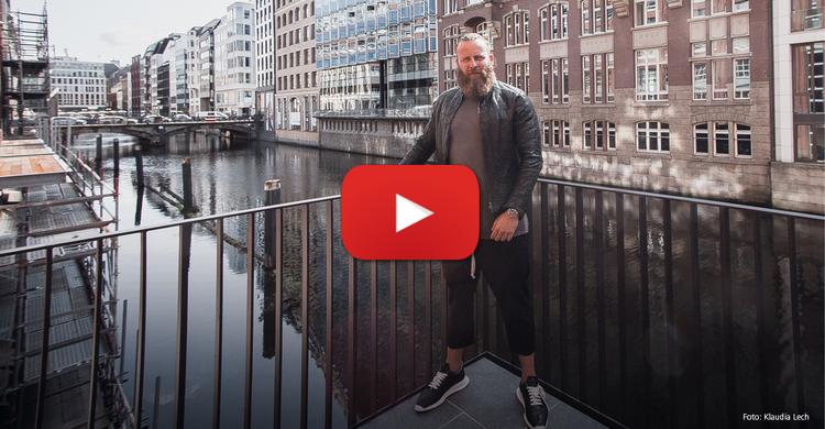 ELBGYM-CEO Wilhelm Schröter und Martin Seibold (CEO Fitness First Germany) im fM Video-Interview.