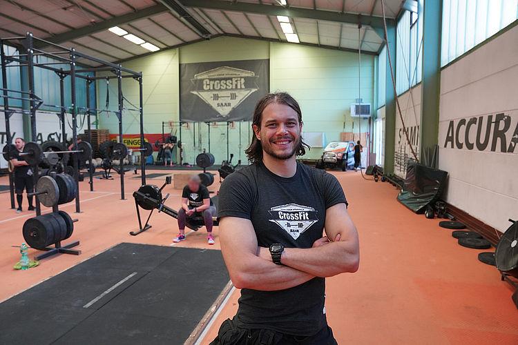 "Interview aus der fM-Online Serie ""HYROX meets CrossFit Saar"""
