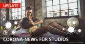 fM Corona-Update Teil 19: Fitnessstudios hoffen vergeblich auf Lockerungen – nächste Lockdown-Verlängerung steht bevor