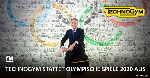 Technogym goes Olympia