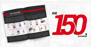 Zeitreise durch 35 Jahre Fitness: Interaktive Timeline 150. Ausgabe fitness MANAGEMENT international (fMi)