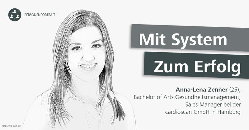 Anna lena zenner und ihre erfolgsgeschichte for Studium medizintechnik nc