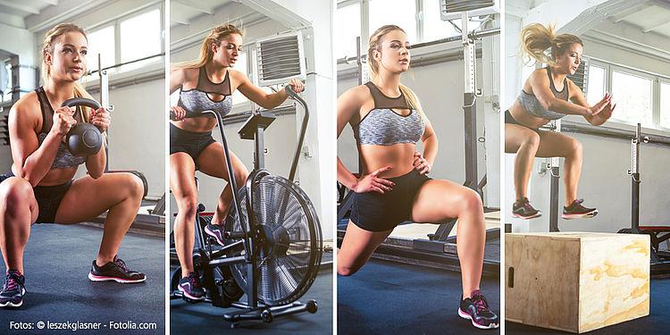 Langfristiger Erfolgsfaktor: strukturiertes Fitnesstraining