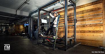PRIME TIME fitness: Innovatives Ski-Krafttraining zur Ski-Saison-Vorbereitung.
