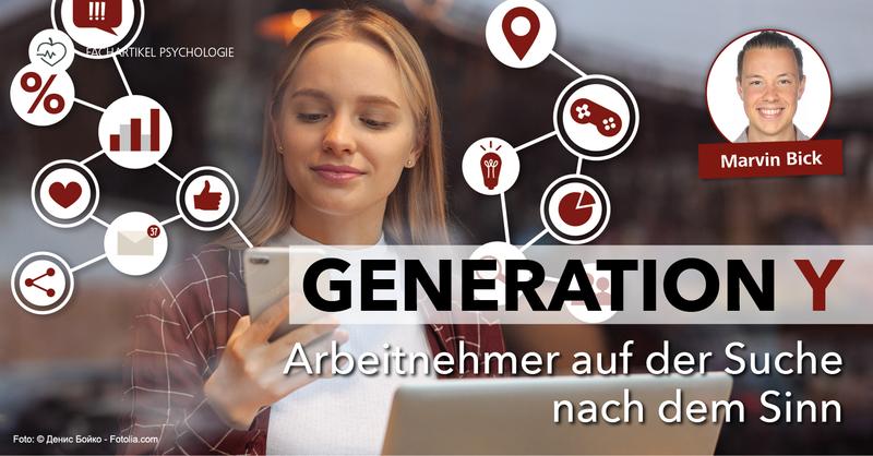 Herausforderungen der Generation Y für Arbeitgeber der Fitness- und Gesundheitsbranche.