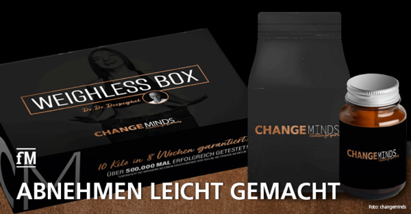 Weighless-Box