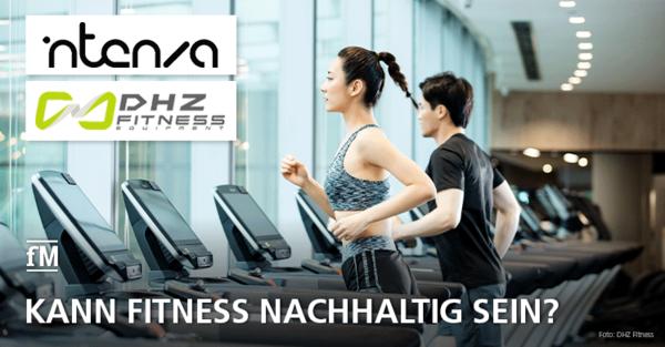 DHZ Fitness – neuer Vertriebspartner von Intenza