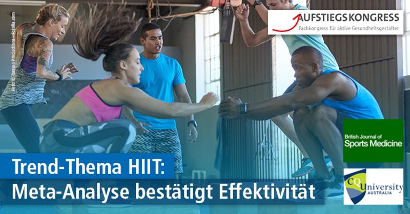 Kurze, hochintensive Intervallen und Erholungsphasen im Wechsel. Das ideale Fatburner-Workout als Fitnesstrend Nr. 1.