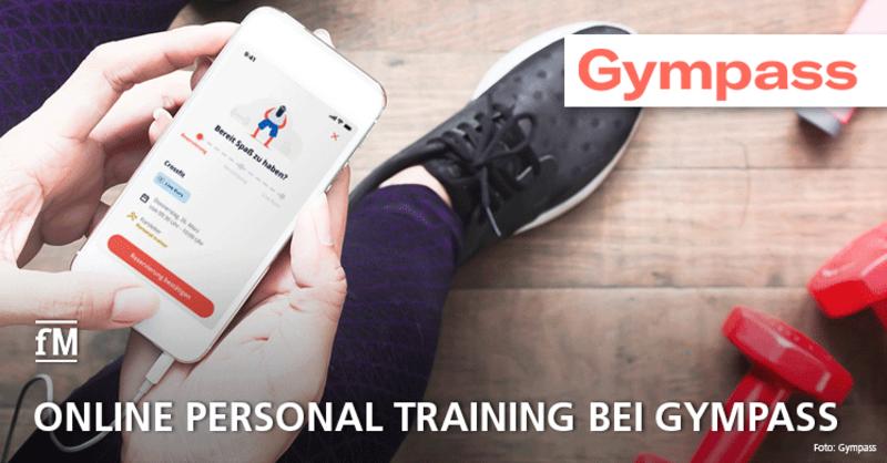 Jetzt Personal Training online bei Gympass