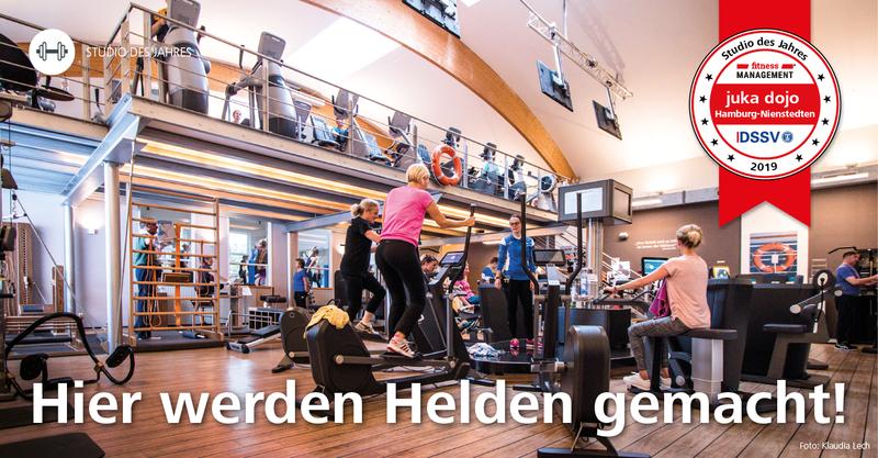 Begeisterung für Sport und Bewegung waren der Ausgangspunkt für ein außergewöhnliches Fitness- und Gesundheitsstudio.