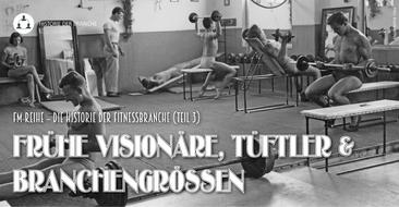 Vordenker des Fitnesssports: Branchenpioniere des deutschen Fitnessmarktes