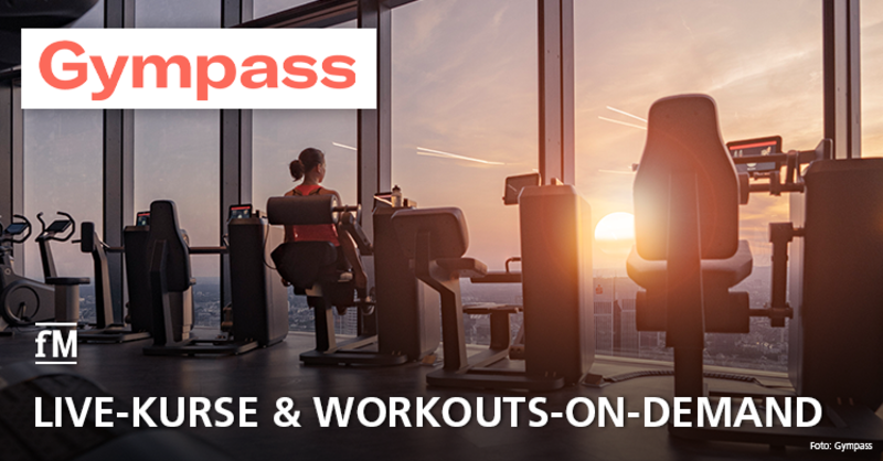 Gympass bietet Kunden Hilfestellung in Corona-Zeiten