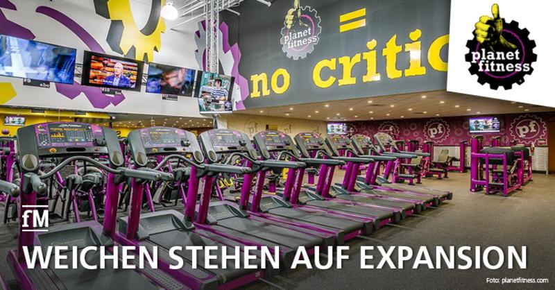 US-Franchise Planet Fitness wächst weiter und präsentiert einen erfolgreichen Quartalsbericht.