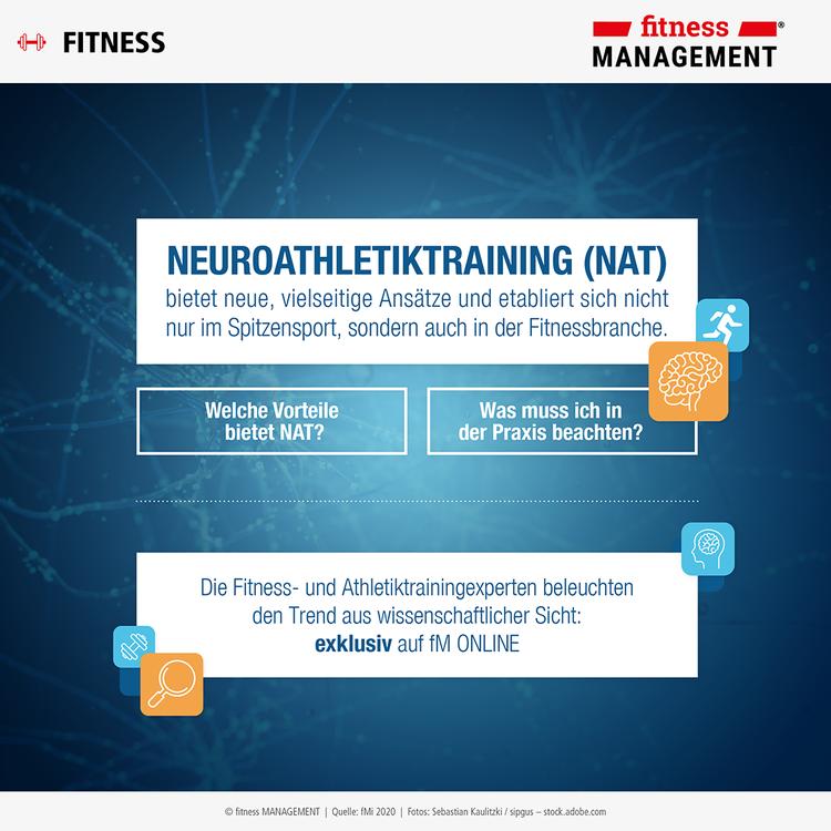 Die wissenschaftliche Basis des Neuroathletiktrainings (NAT).
