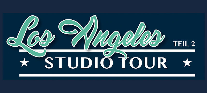 Studio Tour durch Los Angeles