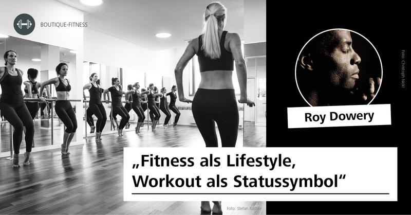 fitness MANAGEMENT Interview über die aktuellste Erfolgsgeschichte des amerikanischen Fitnessmarkts mit Roy M. Dowery, Gründer und Inhaber von SYPC® Boutique Fitness in München.