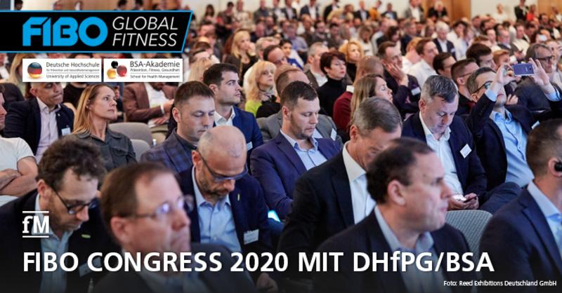FIBO-Congress 2020 mit DHfPG und BSA-Akademie