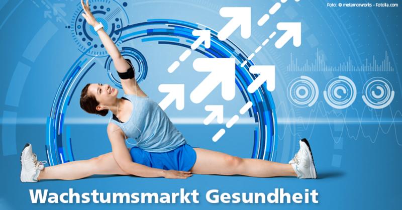 Wachstumsbranche: jeder Sechste arbeitet in Deutschland schon in der Gesundheitswirtschaft.