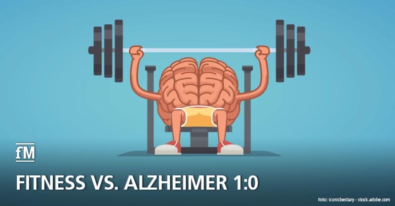 Fitness schlägt Alzheimer: Lebensführung beeinflusst Demenz-Risiko erheblich