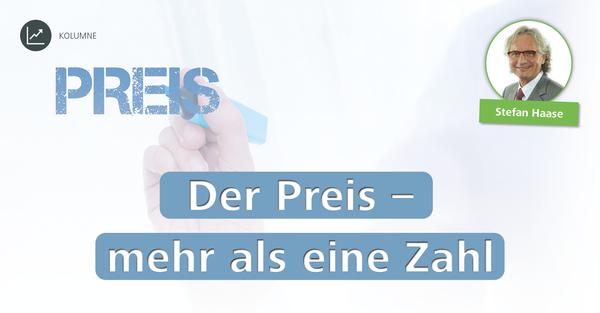 Kolumne Stefan Haase über Preispolitik und Preisbildung für Fitnessunternehmer