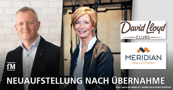 Neuaufstellung an der Spitze: Bruce Gardner übernimmt als CEO des Hamburger Fitnessunternehmens Meridian Spa & Fitness. Christin Lüdemann verlässt das Unternehmen.