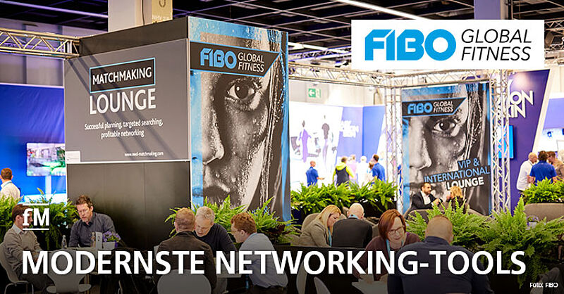 Coronabedingt alles digital: Netzwerken auf der FIBO@business 2020 mit mordernsten Tools.