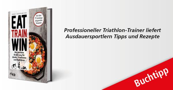 Professioneller Triathlon-Trainer liefert Ausdauersportlern Tipps und Rezepte