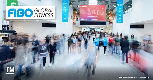 Keine FIBO 2021: Coronabedingt fällt die Fitnessmesse in Köln aus und wird erst 2022 wieder stattfinden.