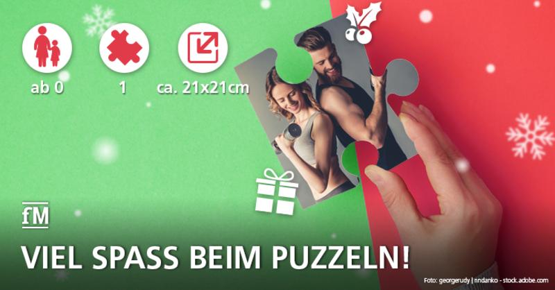 Ravensburger Puzzle 1 Teil: Das einfachste Puzzle der Welt