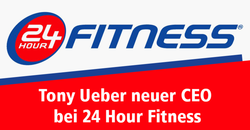 Neuer CEO bei 24 Hour Fitness