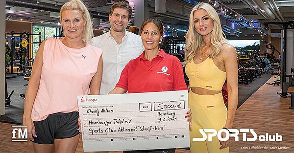 Sports Club Eppendorf – Neueröffnung mit Magdalena Brzeska und Rosanna Davison