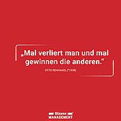 Zitat des Tages Otto Rehhagel