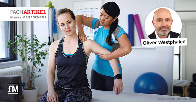 Rehabilitatives Fitnesstraining (Teil 1) – Impingement-Syndrom der Schulter