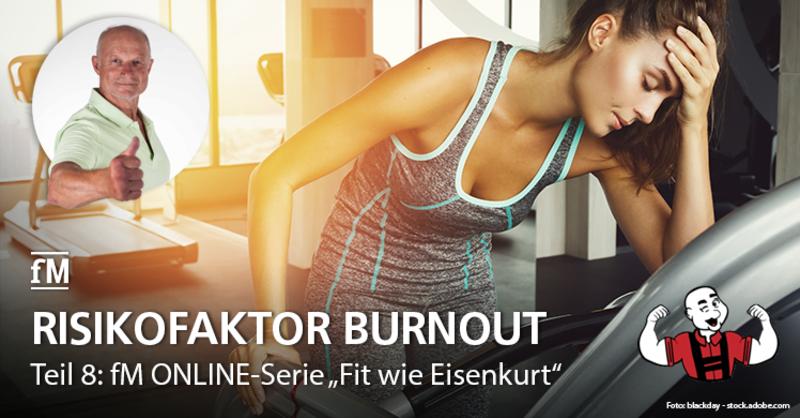Risikofaktor Burnout: Tipps von Extremsportler Kurt Köhler gegen Stress und Übertraining.