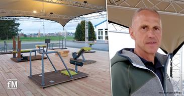 Rainer Böer (MAP Sport & Fitness, Bitburg) spricht im Interview über Outdoor Fitness