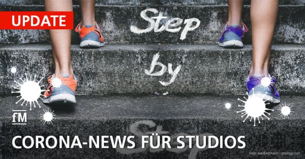 Corona-Update: Bund-Länder-Beschluss auf dem Corona-Gipfel bietet Öffnungsperspektive in 5 Schritten auch für Fitnessstudios.