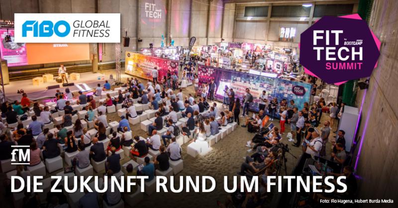 Die Zukunft rund um Fitness: FIBO und FitTech Summit Kooperation