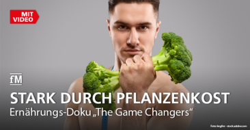 Powerfood aus Pflanzen im Kino-Format