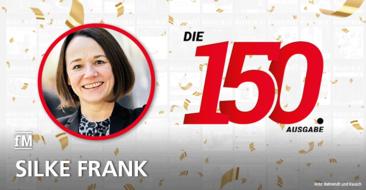 'Die Zeitschrift gibt der Branche ein Gesicht' – Silke Frank, Event Director FIBO global, gratuliert zur 150. Ausgabe der fitness MANAGEMENT international (fMi)