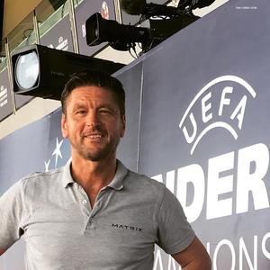 Volker Lichte war für MATRIX beim Halbfinalspiel der deutschen U21 gegen Rumänien in Bologna