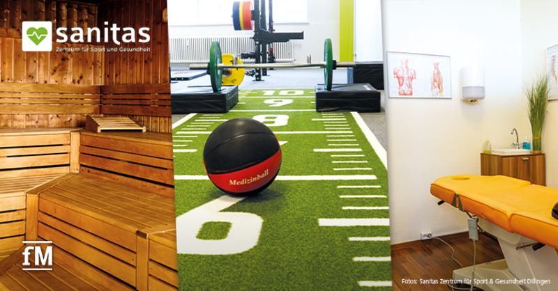 So, wie ich es mir selbst als Kunde wünsche – Sanitas Zentrum für Sport & Gesundheit in Dillingen/Saar